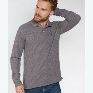 Fat Face Linton Organic Polo Shirt